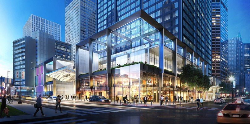 Willis Tower to Receive $500 Million Renovation