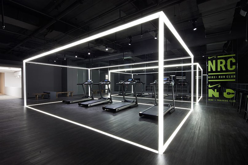 Nike Studio in Beijing by Coordination Asia.