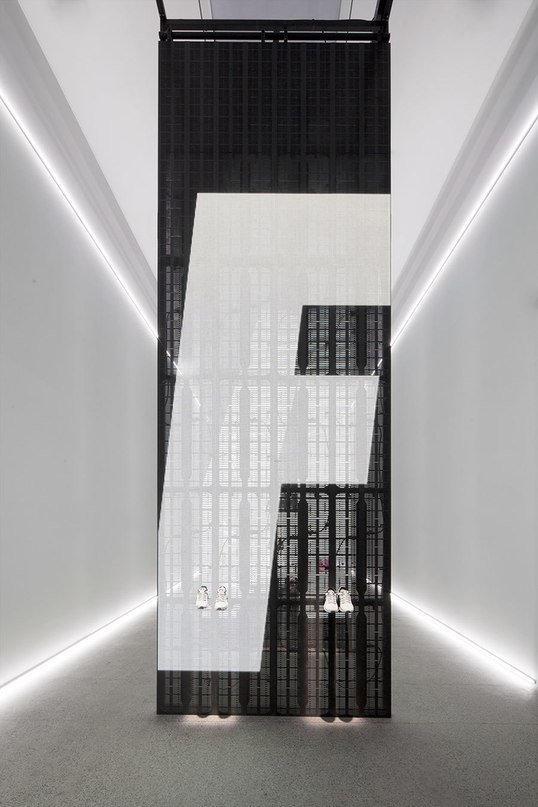 Nike Studio in Beijing by Coordination Asia.