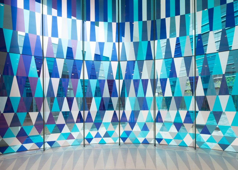 Rainbow Chapel by Coordination Asia is a