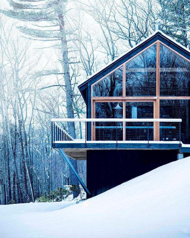 hudson woods by lang architecture is a