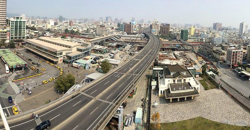 mecanoo plans to unite new kaohsiung station