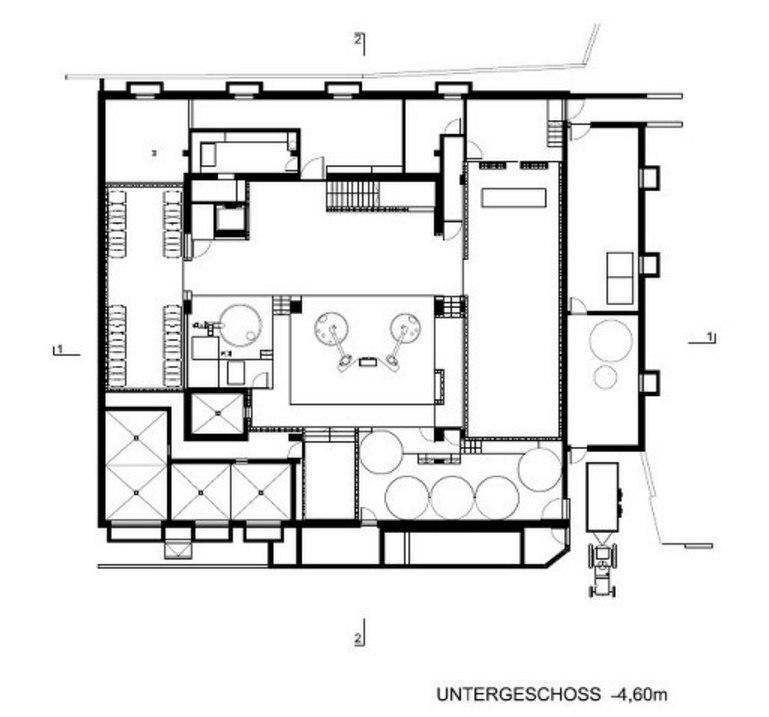 #Architects: #Werner #Tscholl. #Architekt #Project: Puni Distillery #Location: Glurns,