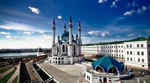 МЕЧЕТЬ КУЛ ШАРИФ   Мечеть Кул Шариф –