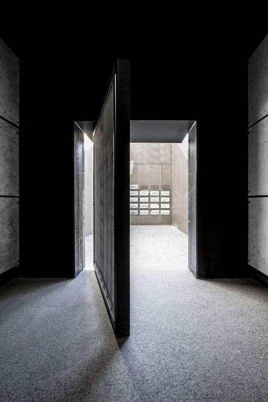 Блок 4 мастерская: Hernández Arquitectos проект:Королевский монастырь Санта-Каталина де Сиена где:Испания.