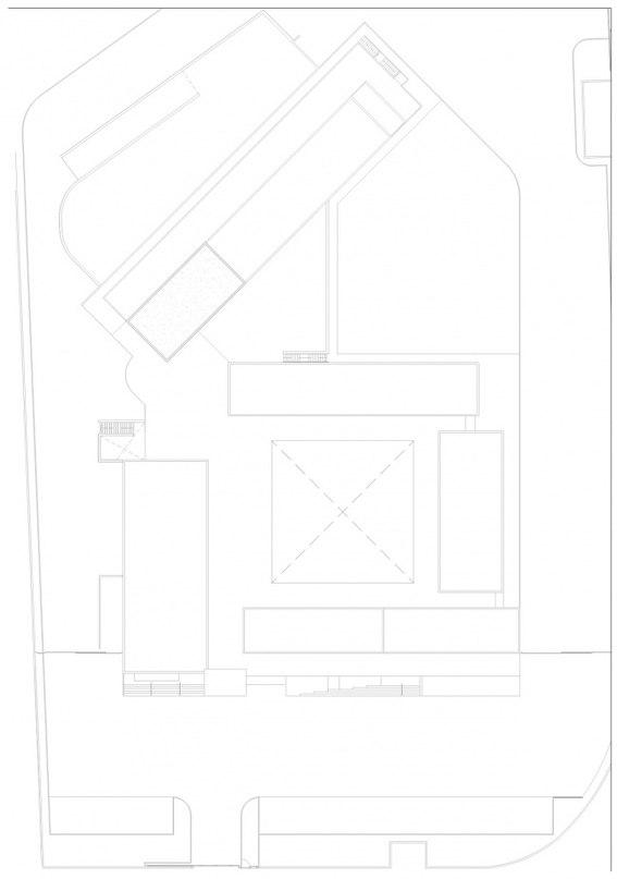 Блок 5 мастерская: Hernández Arquitectos проект:Королевский монастырь Санта-Каталина де Сиена где:Испания.