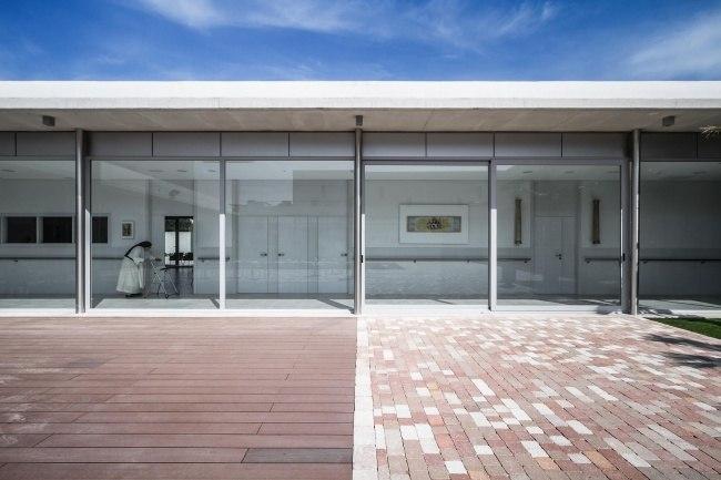 Блок 2 мастерская: Hernández Arquitectos проект:Королевский монастырь Санта-Каталина де Сиена где:Испания.