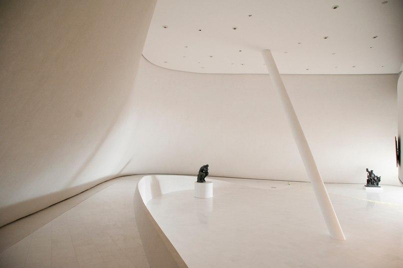 Совсем недавно в Мехико открылся Soumaya Museum.
