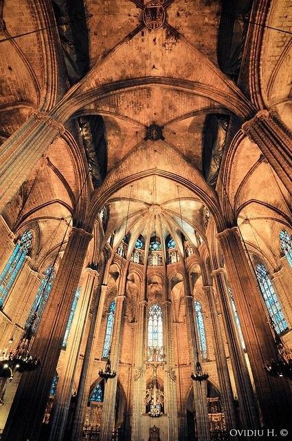Готическая архитектура Испании