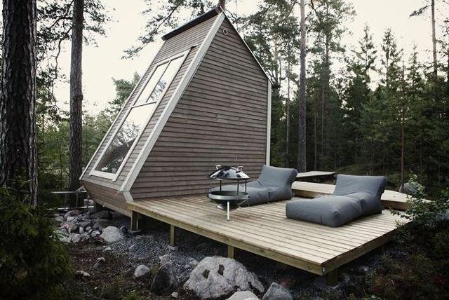 Как построить дом в Финляндии без разрешения?  Финский