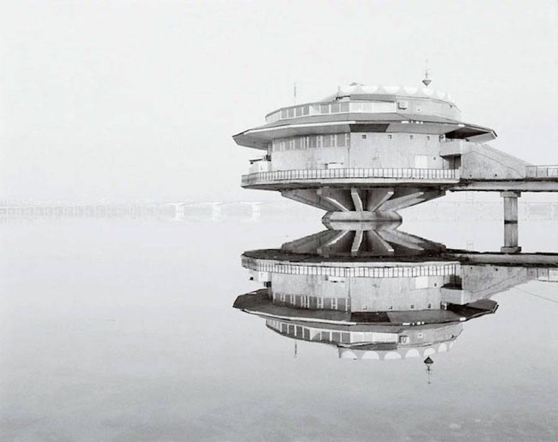 Советская футуристическая архитектура