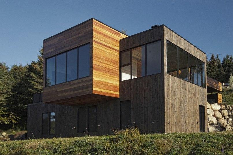 Les Terrasses Cap-á-l'aigle — жилой комплекс внедренный
