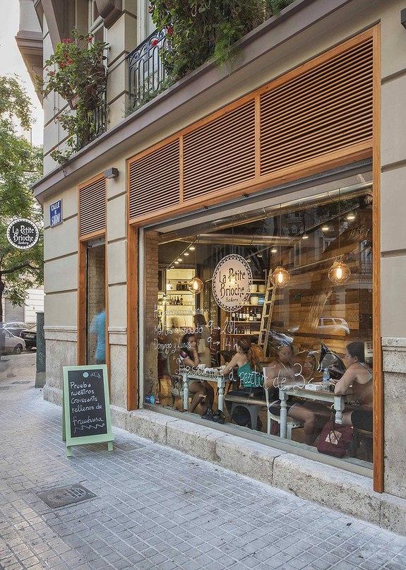 Пекарня La Petite Brioche в Валенсии  Пекарня La