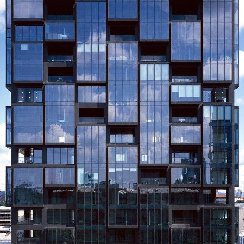 Жилой комплекс Levent Loft II в Стамбуле  Жилой