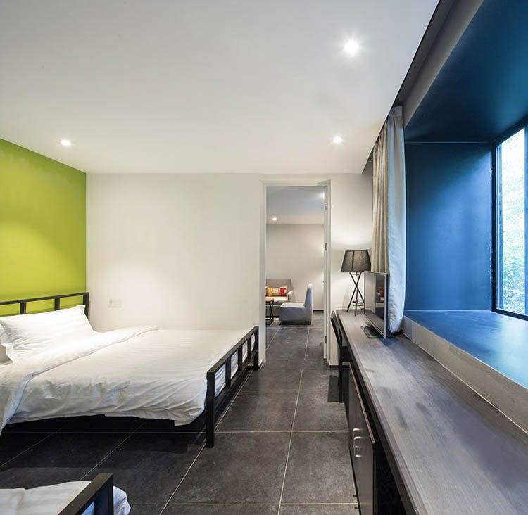 Youth Hostel — молодежный отель в Китае