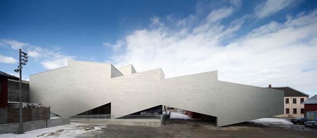Морской Музей в Порсгрунне (Норвегия) открыт для