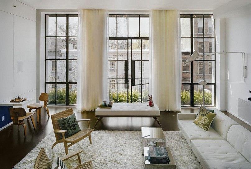 7th Street Residence — дизайн интерьера апартаментов