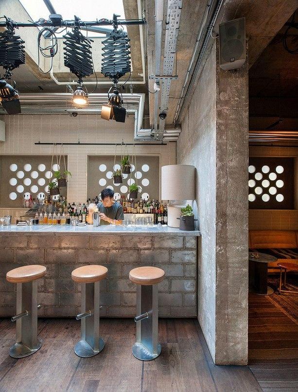 Отель Ace в Лондоне  Архитекторы и дизайнеры интерьеров