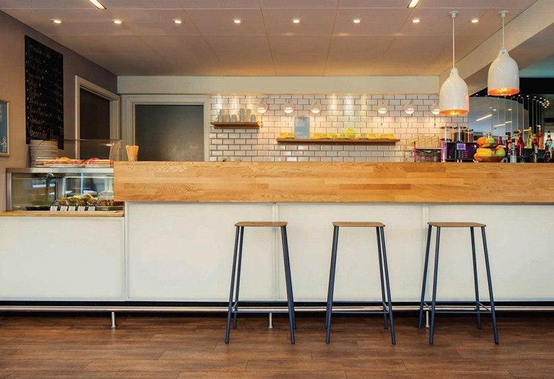 Хостел Generator в Копенгагене  Архитекторы студии The Design