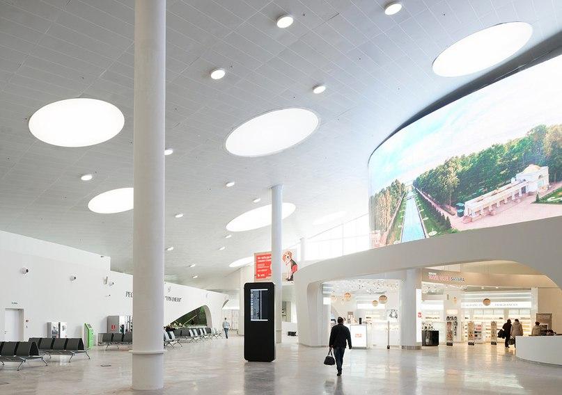 Часть 4. Международный аэропорт Курумоч в Самаре