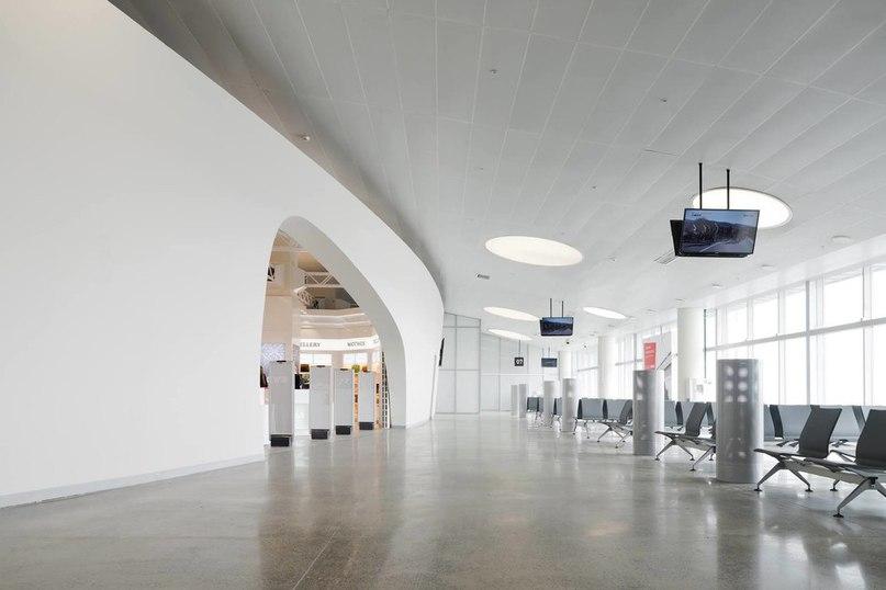 Часть 3. #Международный аэропорт Курумоч в Самаре