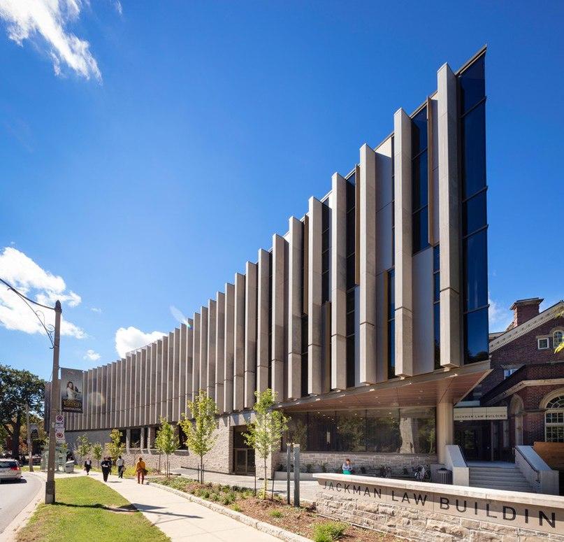 B H and #hariri pontarini realizes university
