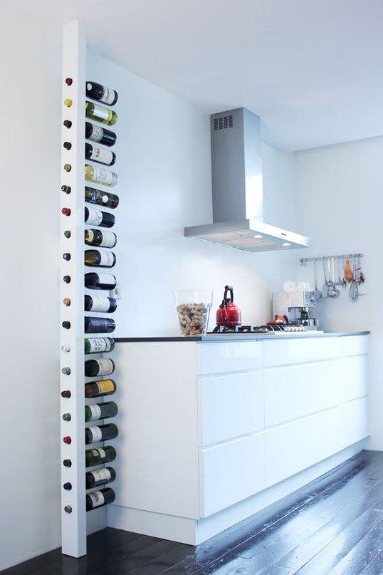 Держатели для бутылок, дизайн, декор