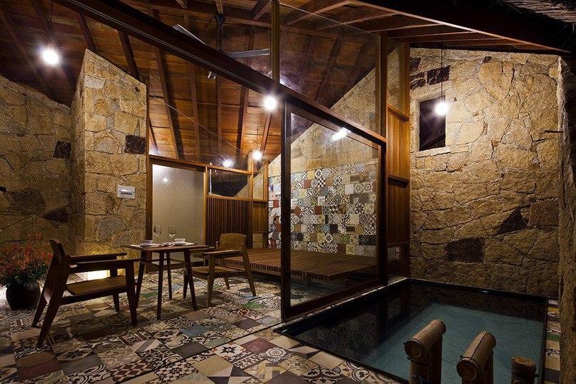 #Отель 9 Spa в курортном городе Нячанг