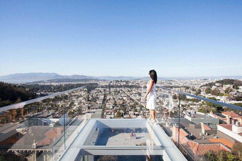 Дом на холме в Сан-Франциско  #Проектное #бюро Jensen