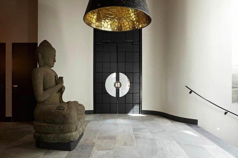 особняк от Studio Osiris Hertman  Дизайнер Osiris Hertman,