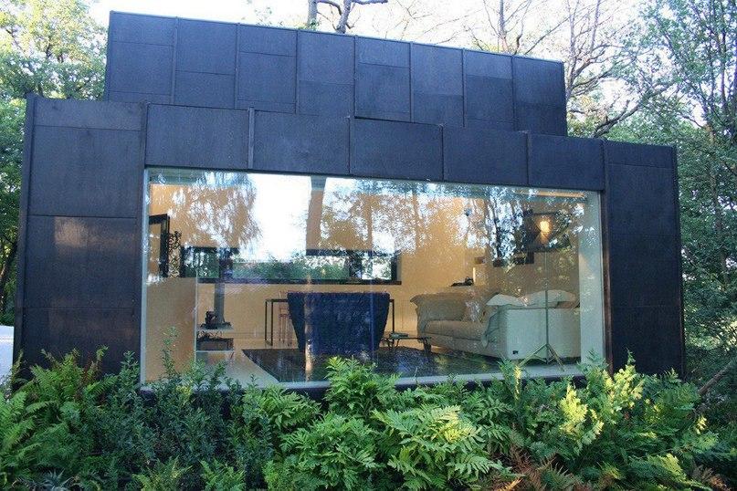 Деревянный дом в Болонье, Италия  Проектное бюро Enrico
