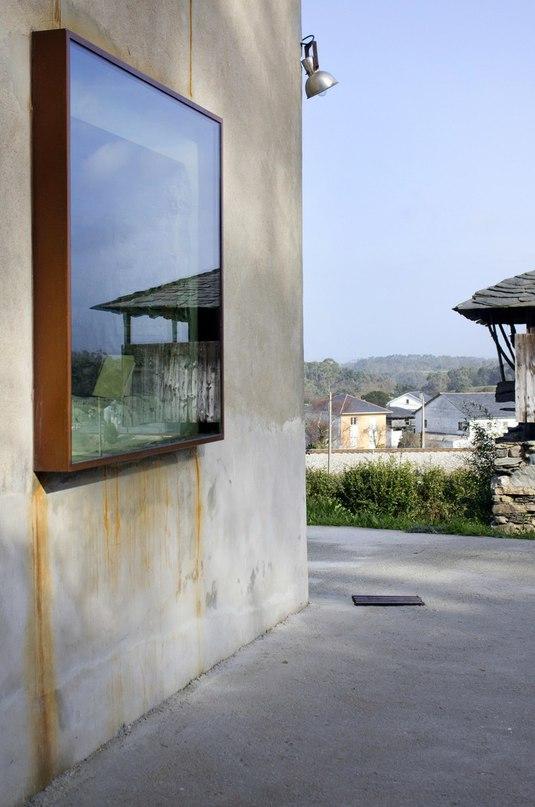 Часть 3. Дом со стеклянной стеной в