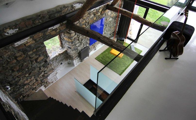 Часть 2. Дом со стеклянной стеной в