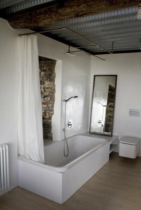 Часть 1. Дом со стеклянной стеной в