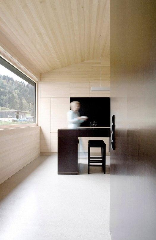 Частный дом в Австрии от Sven Matt  House