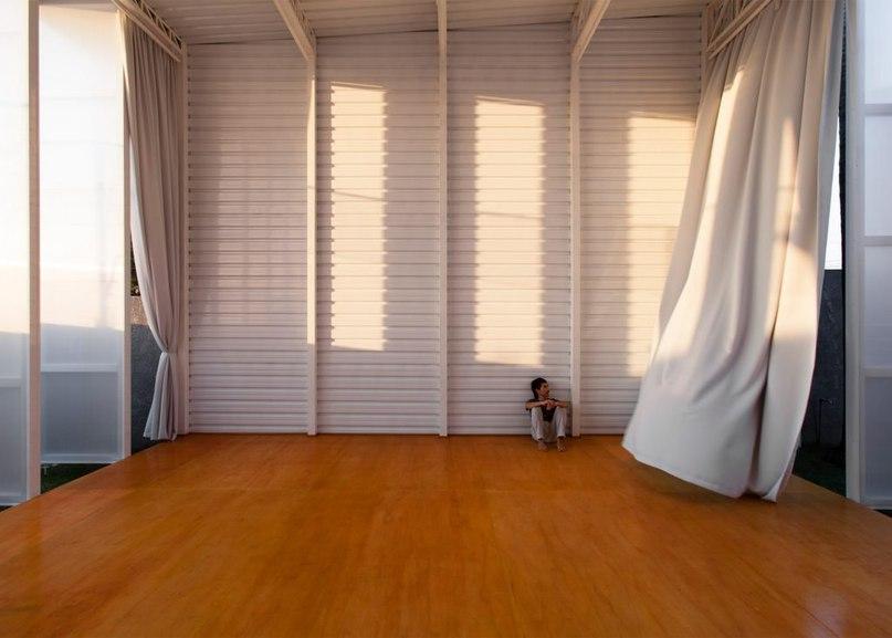 Alan Chu adds rehearsal studio with huge