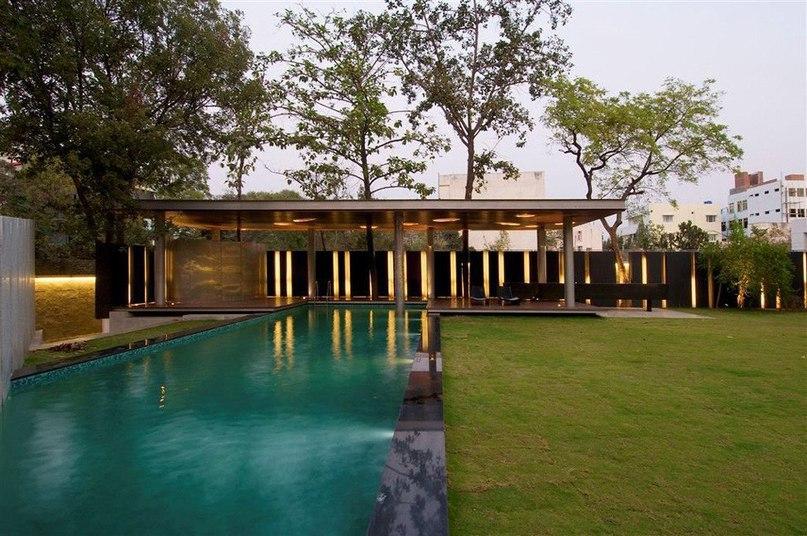 Дом в Хайдарабаде от Rajiv Saini