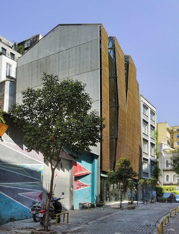 Жилой комплекс İpera 25 в европейской части