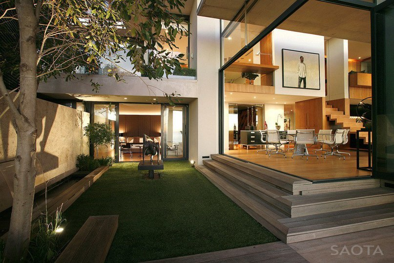 Victoria 73 — калифорнийский стиль от SAOTA  Архитекторы