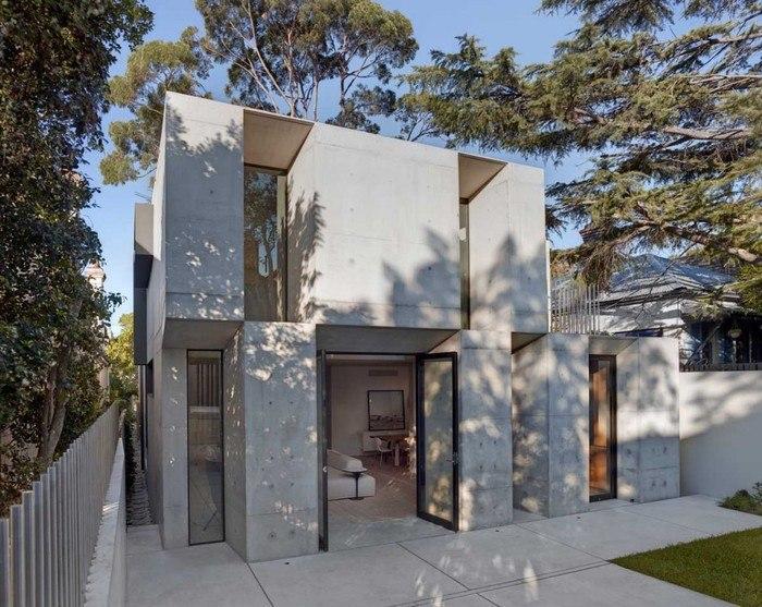 Nobbs Radford Architects /Glebe House
