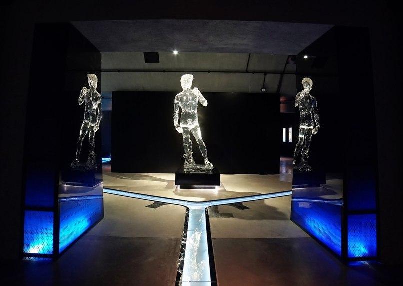 Часть 2. Мультимедийная выставка о воде Hydropolis