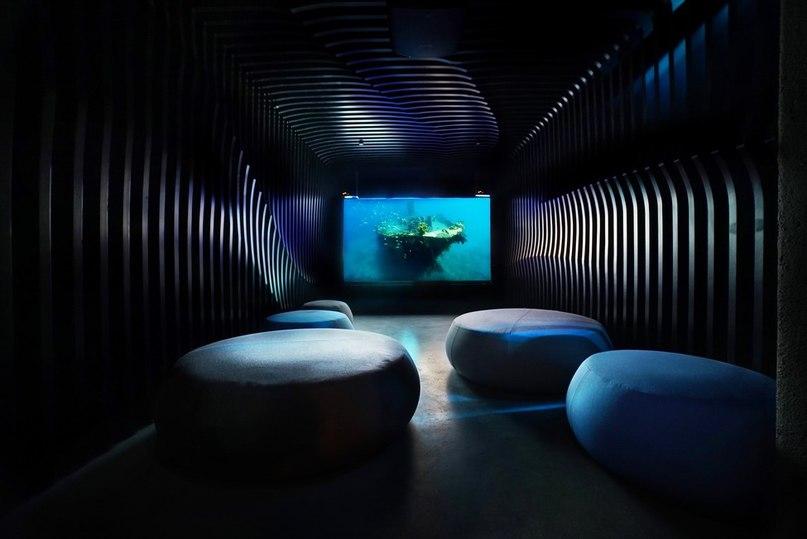 Часть 1. Мультимедийная выставка о воде Hydropolis