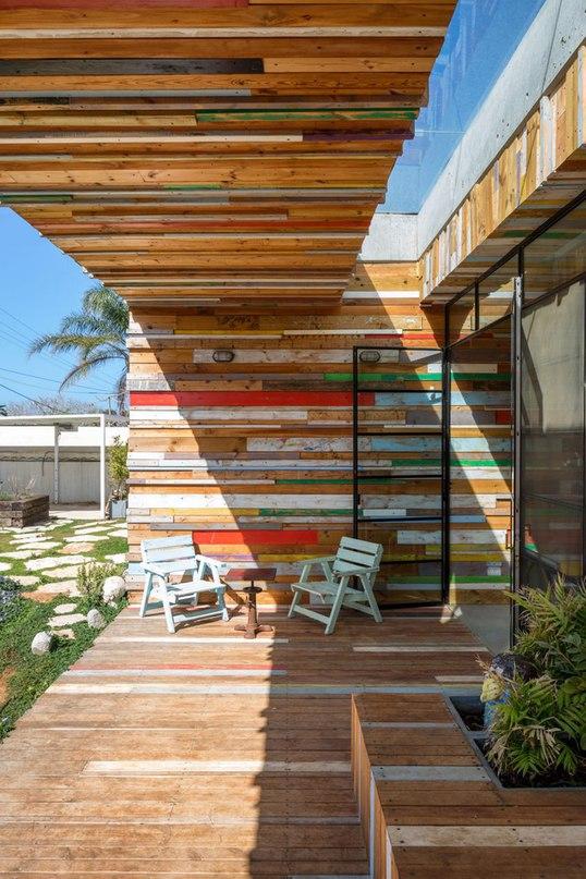 Частный дом в Израиле #дома #архитектура #ландшафт