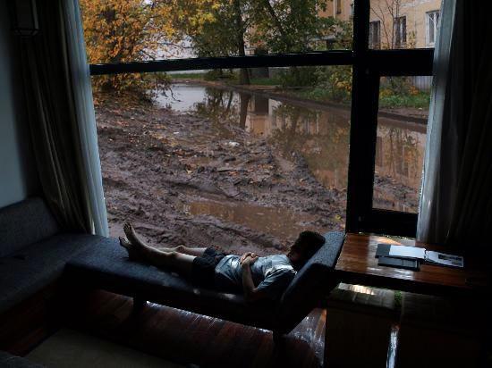 Почему в России не делают панорамные окна