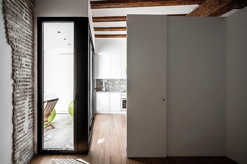 Интерьер офиса студии Versea в Валенсии  Студия дизайна