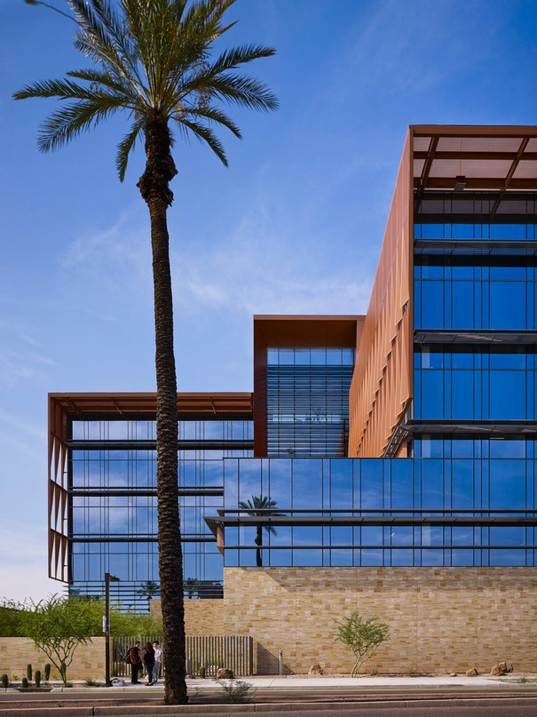 ZGF wraps Arizona medical facility in layer
