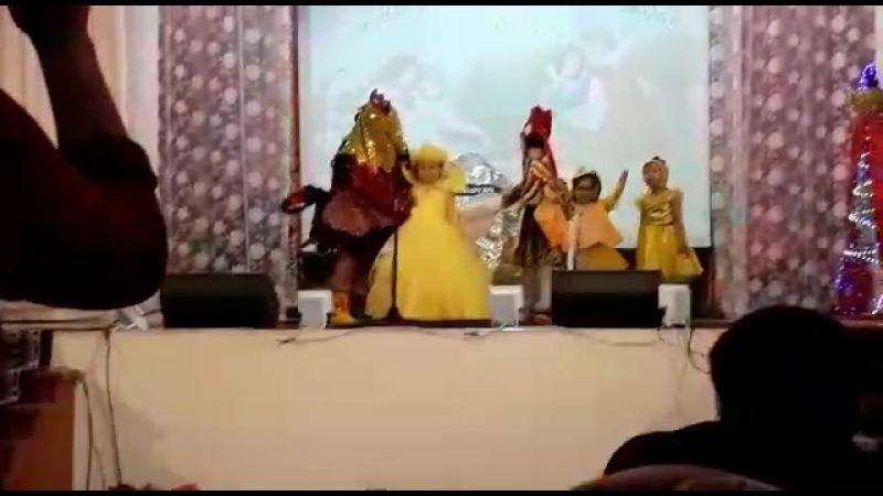 Ханзада мен Ханшайым конкурсы Жаңаарқа 2017