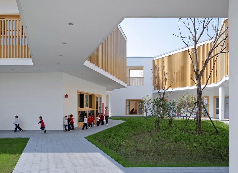 East China Normal University Affiliated Bilingual Kindergarten