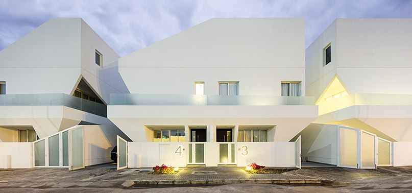 residential complex by studio madouh questions archetypal kuwaiti architecture