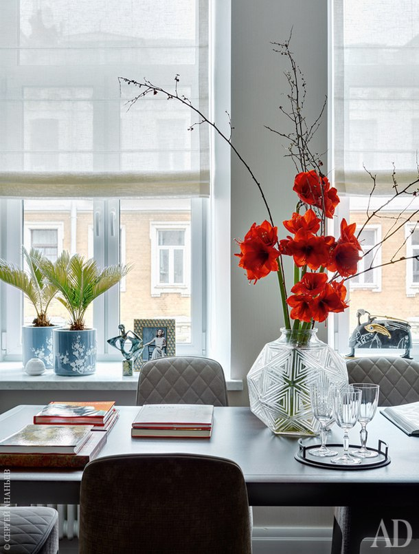 Квартира в Москве, 126 м²